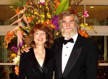 Kathy and John Wurdeman