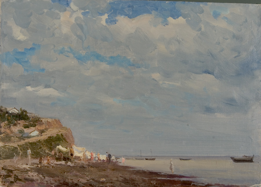 art gallery richmond va Clouds - Mikhail V. Kupriyanov