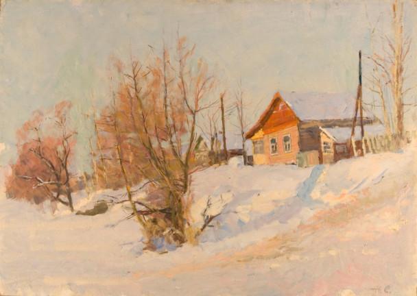 Nikoli Sergeevich Sergeyev - Much Sun