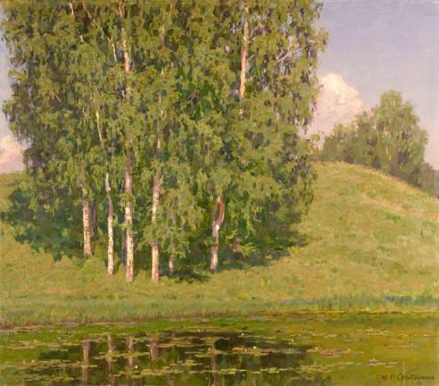 Summer by Olga G. Svetlechnaya