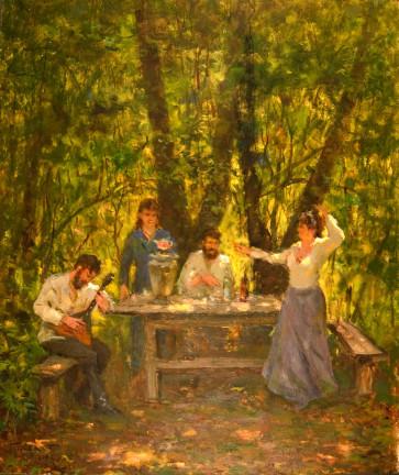 Pavel Sudakov russian painting for sale