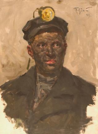 Pavel Sudakov painting